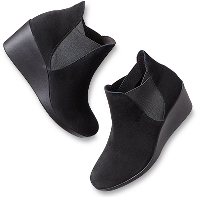 Women's Leigh Wedge Chelsea Boot